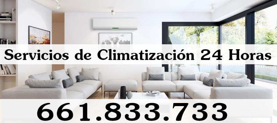 climatizacion trueque Villamantilla
