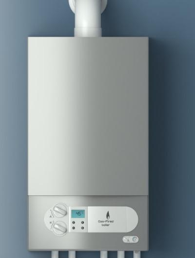 colocar calentador de gas